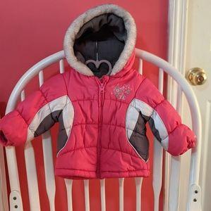 Infant Girl London Fog Jacket